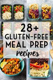 cuisine easy orens 28 gluten free meal prep recipes peas and saffron