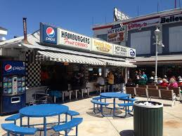 Ocean City Maryland Map Ocean City Boardwalk Breakfast Burgers Shakes Ice Cream Deli