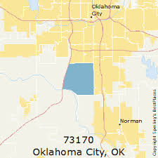 oklahoma zip code map best places to live in oklahoma city zip 73170 oklahoma