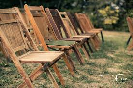 Wooden Wedding Chairs Chic Vintage Nebraska Wedding Photographer Jason Lona T