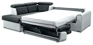 canape d angle convertible matelas bultex lit couchage quotidien