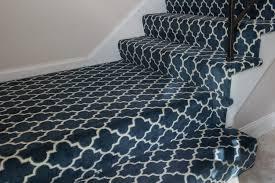 custom carpet stairs stair runners milliken rotunda pattern custom