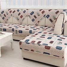 tissu housse canapé mehe romantique élégant luxe personnalité créatif contemporain haut