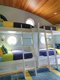 Bunk Bed Lights Nautical Bunk Beds Amazing Bunk Beds Nautical Built In Bunk Beds