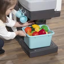 modern kitchen bins modern cook kitchen retailer exclusive step2
