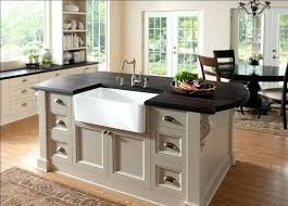 kitchen island sink dishwasher kitchen counter seating petrun co