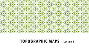 How To Read Topographic Maps Topographic Maps Lesson Ppt Download