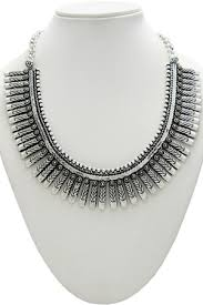 necklace silver online images German silver necklaces online shopping buy german silver jpg