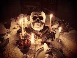 best amazing halloween table decorations homemade 716
