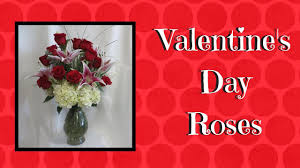 valentines roses youtube