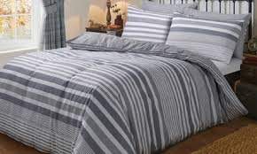 Brushed Cotton Duvet Covers Cosy Brushed Cotton Duvet Sets From Groupon Uk U2013 Coupons Offers 247