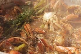 cuisiner crabe 5 ères de cuisiner le crabe à pâques aux antilles