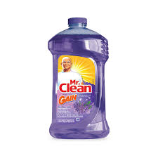 Clean Cleaner by Mr Clean Multi Purpose Cleaner Gain Lavender