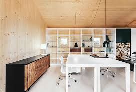 gallery wood studio house dom arquitectura small house bliss