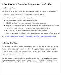 System Administrator Resume Template Programmer Job Description Top Linux System Administrator Resume