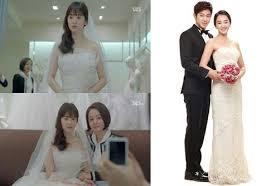 Wedding Dress Drama Korea Soo Ae And Song Hye Kyo U0027s Wedding Dresses Hancinema The