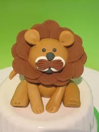 meine kleine kuche king of the jungle baby shower cake
