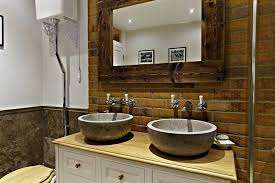 Interior Stone Tiles 33 Bathroom Designs With Brick Wall Tiles Ultimate Home Ideas