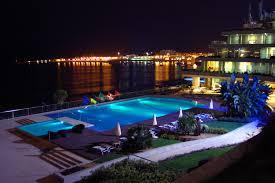 night view from hotel cascais miragem hotel cascais miragem