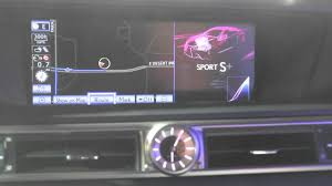 lexus sport s mode 2013 lexus gs f sport drive mode select youtube