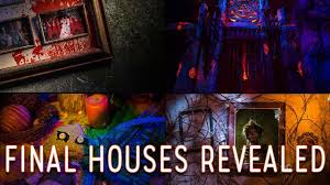 orlando informer halloween horror nights the four original houses of hhn 27 youtube