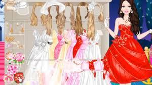 barbie vintage bride dressup play game