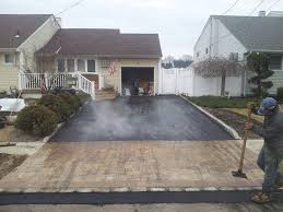 Gravel Driveway Calculator Fabulous And Asphalt Paving Long Island Masonry And Pavers Driveways U0026 Patios