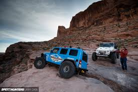 moab jeep safari 2016 this is moab hanging out with the curries speedhunters