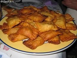 pastel cuisine africaine les pastels beignets fourrés du sénégal chez kikou