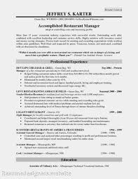 Resume Sample Kitchen Staff by Bar Manager Duties Responsibilities Resume Resume For Your Job