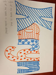 pattern art name fraction name art this lesson is designed to introduce and give