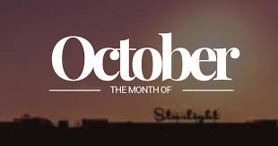 of the month october the 10th month