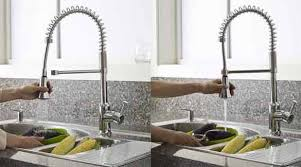 professional kitchen faucet blanco meridian semi professional kitchen faucet modern pro with