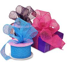 wired ribbon random mesh wired ribbon shop with ribbons
