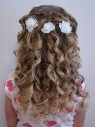 flower girl hair women hairstyles flower girl hairstyles accessories flower