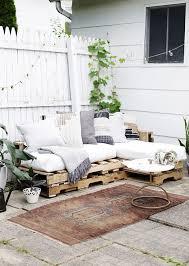 faire un canapé comment faire un canapé en palette le tuto diy pallets