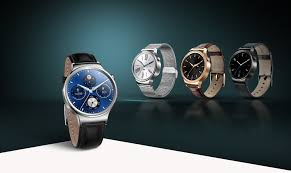 Huawei Leather Strap Smartwatch Wearables Huawei India