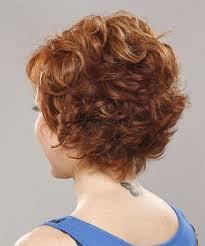 medium length hair styles shorter in he back longer in the front back short hair styles age 40 women with wavy hair formal short