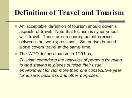 travel definition images Definition for travel and tourism jpg