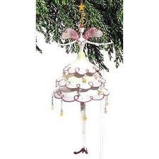 russ berrie russ masquerade torte 12 ornament