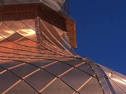 Copper Roof Cupola Copper Sheet Metal Roofing Toronto Royal York Roofing
