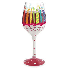 diy wine glass instead of 25 at hallmark go to dollar