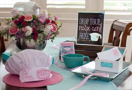 kitchen themed bridal shower ideas bridal shower ideas cooking themed bridal shower