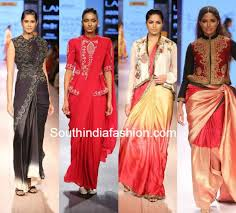 saree blouse styles 6 ways of a jacket blouse to style your saree south