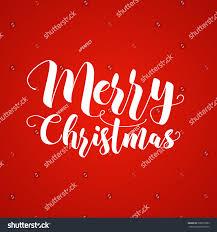 merry christmas modern merry christmas modern calligraphy lettering vector stock vector