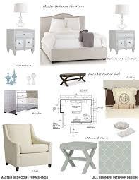 beautiful interior design concept board with jill seidner interior