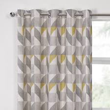 Grey And Yellow Bathroom Accessories by Best 25 Yellow Eyelet Curtains Ideas On Pinterest Yellow Study