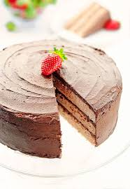 dark chocolate covered strawberry cake recipe she wears many hats