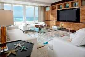 Home Design Beach Theme Beach House Living Room Interior Design Beach Living Room