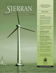 sierran newsletter sierra club